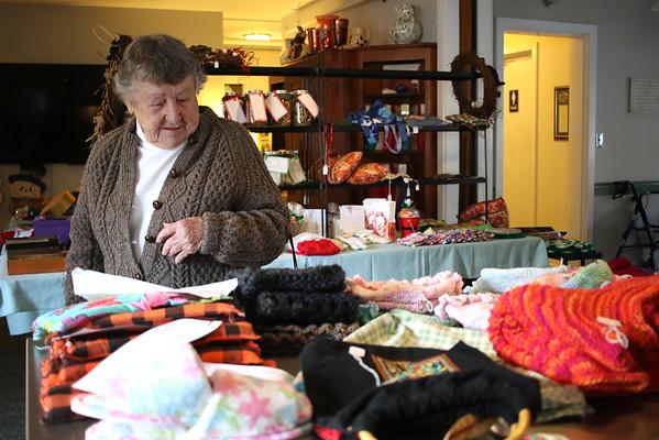 Christmas Bazaar at The Woodstock Homestead