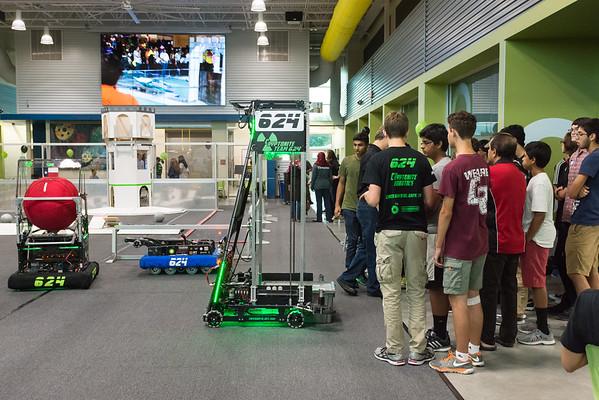 Robotics Social 9-9-16