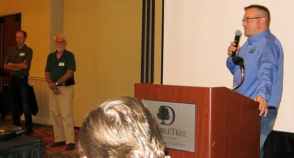 8/16/18 NOHVCC Conference In Grand Rapids, Michigan