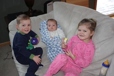 Juliana Brandon and Christian 2009
