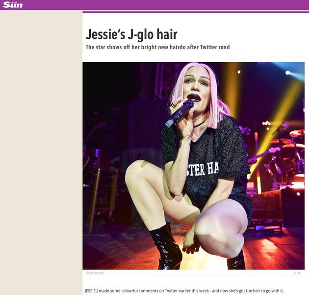Jessie J The Sun.jpg
