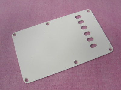 1964 Fender stratocaster tremolo back cover