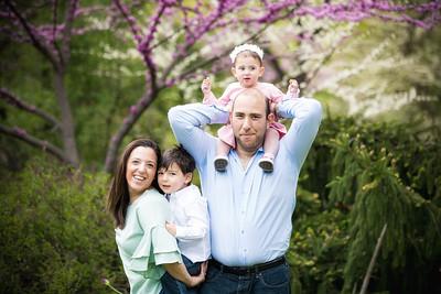 Rebecca & Ross Family Portraits