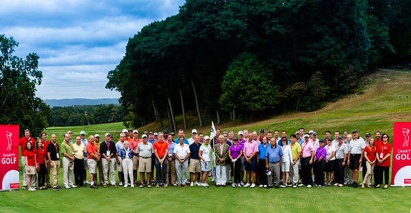 Santander Golf Event at Sleepy Hollow Country Club