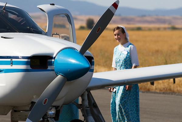 EAA Young Eagles Flight Exhibit