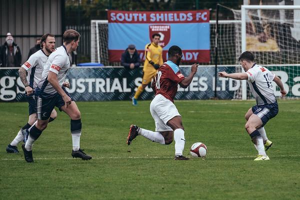 17.10.20 - South Shields v Matlock