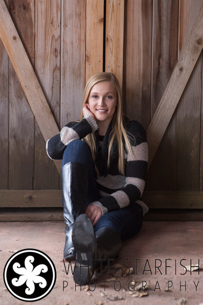 Beaver Creek Senior Photos - Erika
