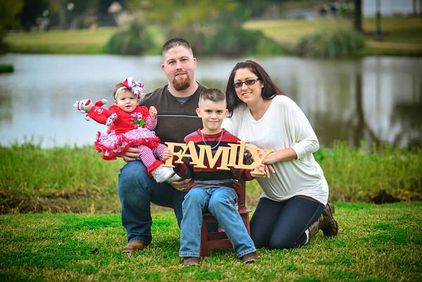 Bowen Family December 2014