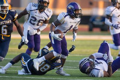UNA Football vs. Mississippi College 2016