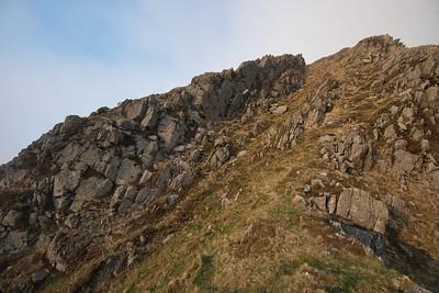Gray Crag and Angletarn Gill