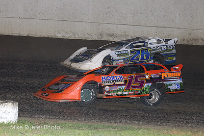 IMCA Deery Late Model Event - 7/3/18
