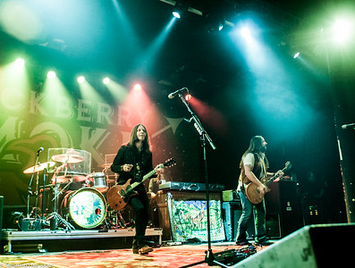 Blackberry Smoke at Roseland Theater Portland Aug. 2 2017