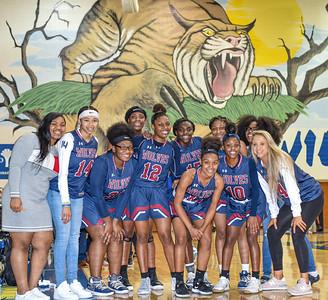 2020 Girls Varsity Basketball