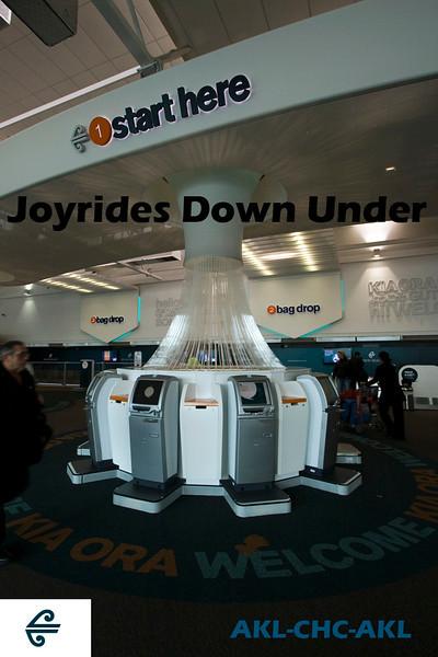 Joyrides 1 - Air NZ AKL-CHC (2009)