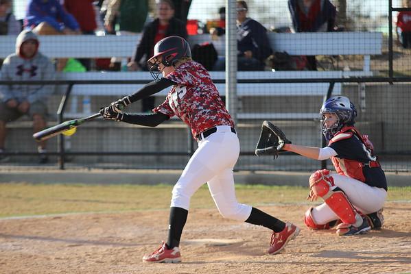 2014-12-06 TPS Softball - Taylor Field