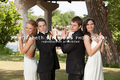 CSHS Pre-Prom 2014