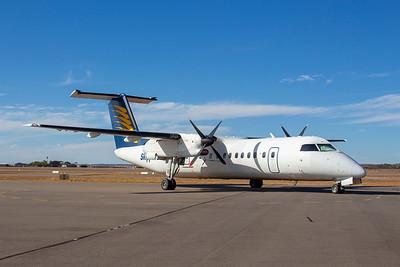 Dash-8-Q300 Bombardier