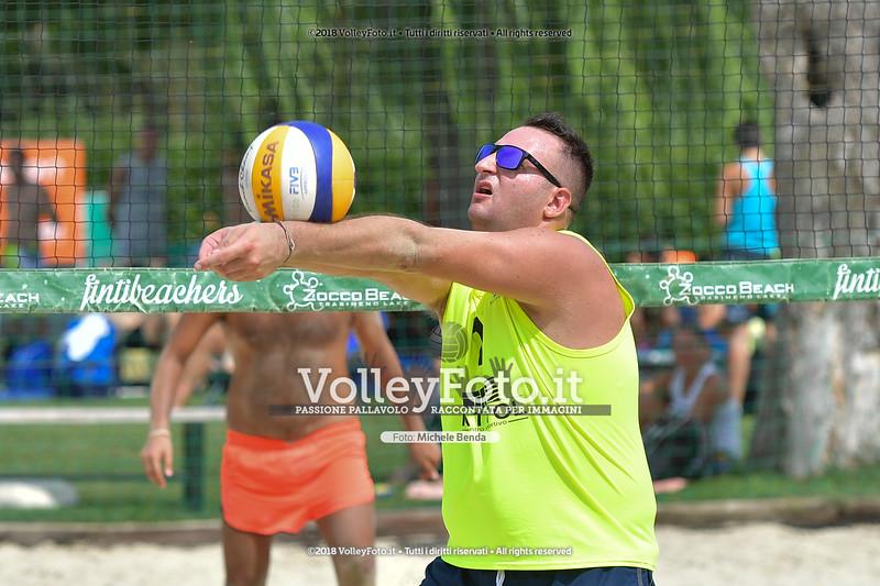 presso Zocco Beach PERUGIA , 25 agosto 2018 - Foto di Michele Benda per VolleyFoto [Riferimento file: 2018-08-25/ND5_8951]