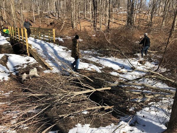 2018 Winter & Spring Bridge Work