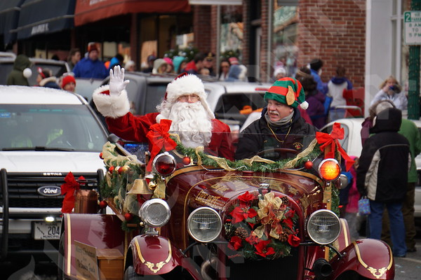 2016 Ellsworth Christmas Parade & Joy of Reading