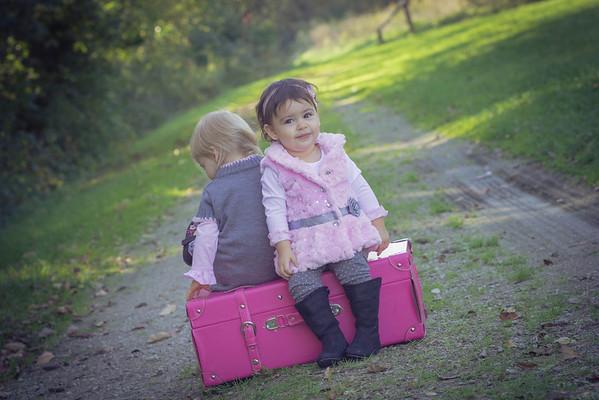 Olivia & Sienna