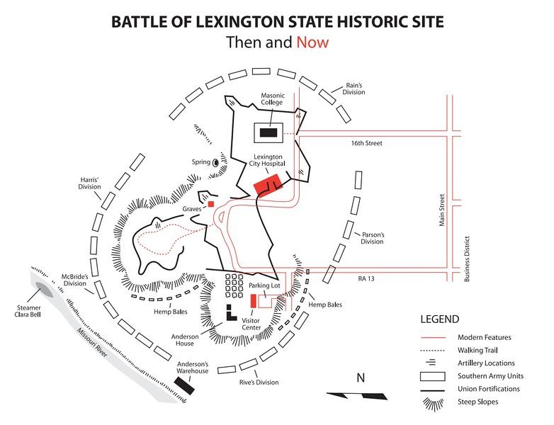 Battle of Lexington State Historic Site