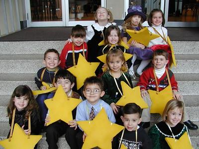 Church School Christmas Pageant - December 21, 2002