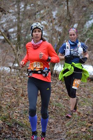 Seneca Creek Trail Marathon and 50K - Campbell