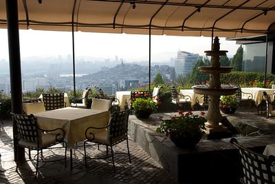 Korea October 2007