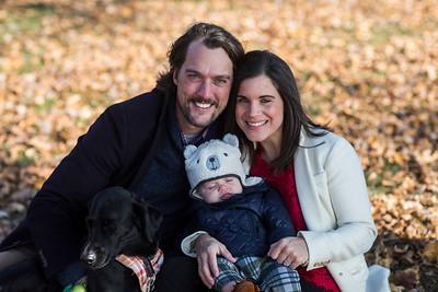Greg Sprenzel Family portraits Fall 2018