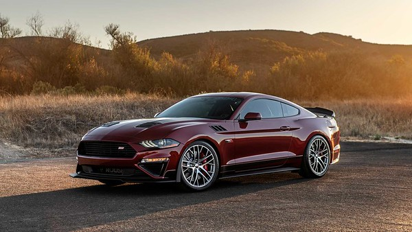2020 Mustang Jack Roush Edition