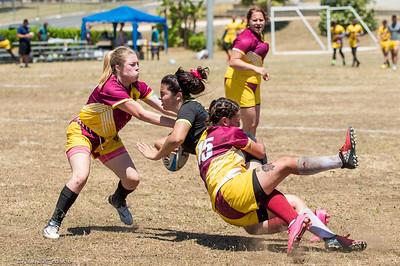 Sigonella Lady Hoplite Rugby Team_May 2017