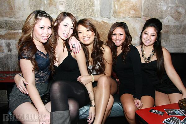 01.14.11 - GLO @Sway Nightclub