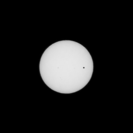 Venus Transit - June 5th 2012