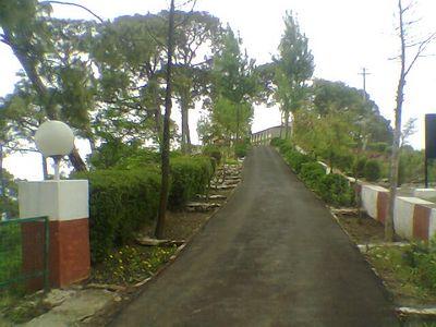 Way to Kasauli