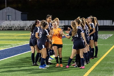 2019-10-21 -- Twinsburg Girls Varsity vs Solon Girls Varsity High School Soccer