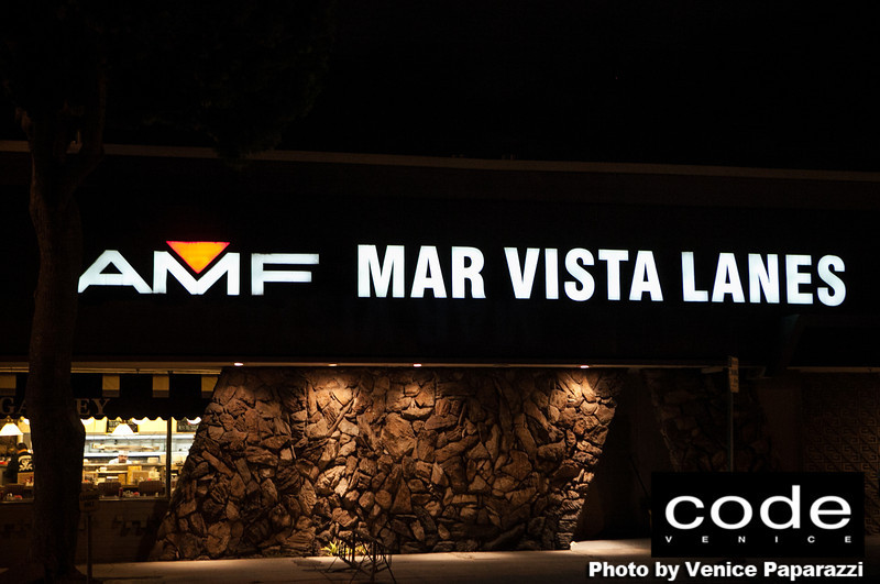 01.06.13 code Venice Staff Party at AMF Mar Vista Lanes