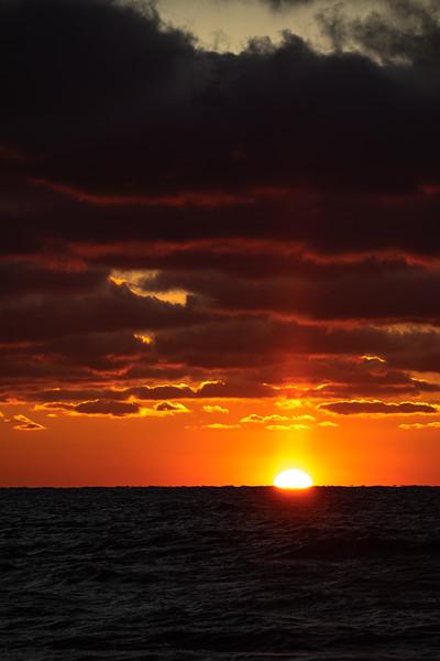 Grand Haven Sun Pillar