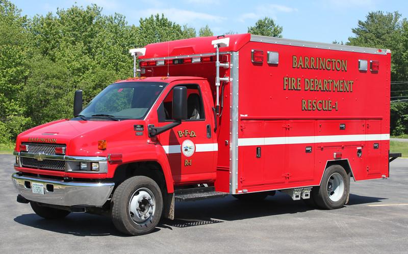 Rescue 1  2006 GMC