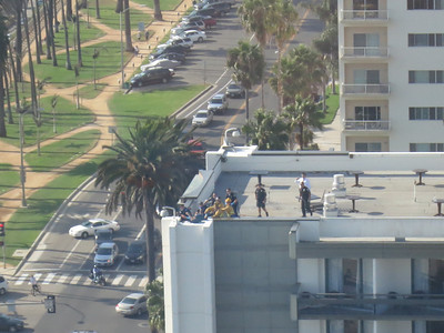 Santa Monica PD In Action