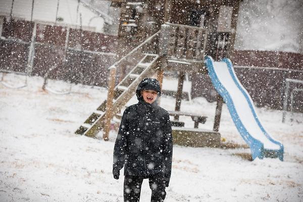 December Snow 2019