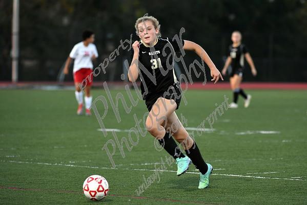 Fleetwood vs Berks Catholic JV & Varsity Girls High School Soccer 2017 - 2018