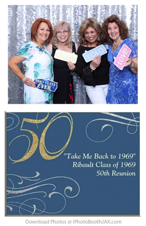 Ribault 50 Year Reunion Class of 1969