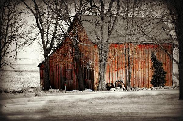 Big Red Nebraska Barns
