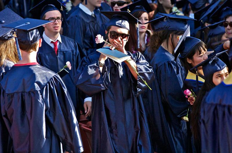 Steven's Graduation OCC