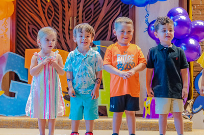 Rory's Moving Up Day at Daycare 6-22-21