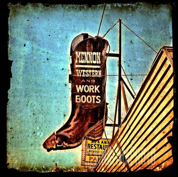 Mennon Western and Work Boots