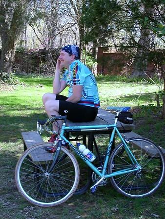 Mt. Vernon Trail Training Ride