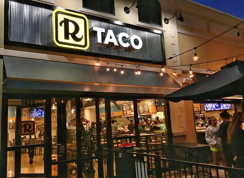 Taco's....