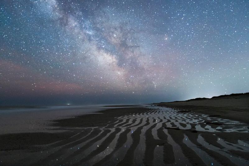 Nauset Beach Reflections_8186
